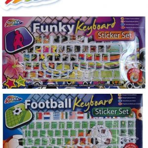 FUNKY STICKERS 3