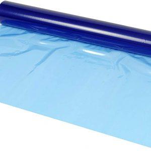 Window / Glass Sticky Blue Protection Film 600mm x 25m