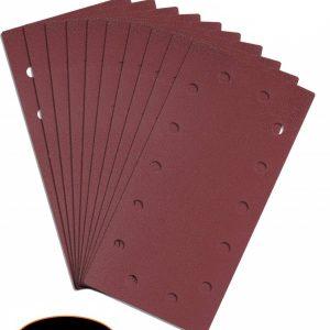 Tacklife P120 Electric Sander Sanding Paper Sheets .Pack 10
