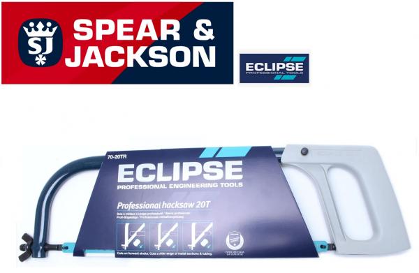 30x Spear&Jackson Eclipse Professional Hacksaw 70-20TR