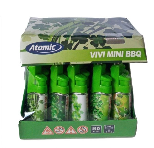 Atomic Mini BBQ Vivi box 25