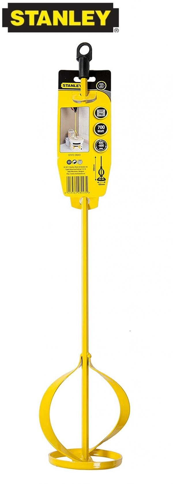 Stanley STHT2-28043 Compound Mixing Paddle (100mm)