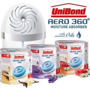 Unibond Aero 360 Refill twin pack