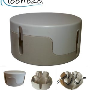 Large Round Cable Tidy storage Box