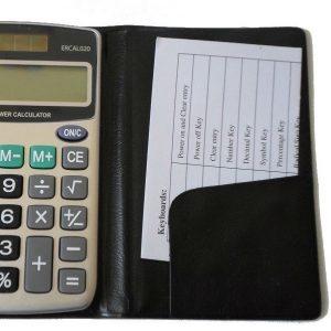 8 Digit Dual power Pocket Calculator
