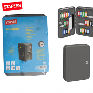 Staples 42 Keys storage cabinets box