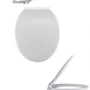 Standard Soft Close Toilet Seat – White