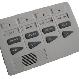 24x Electronic Voicemail Message Recording Centre